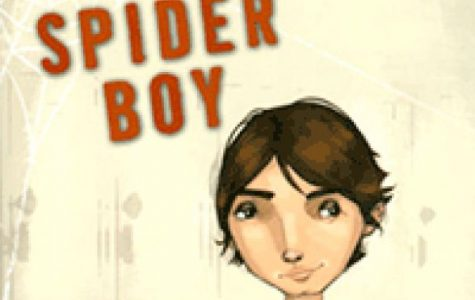 'Spider Boy' is interesting book that teaches about spiders