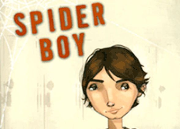 Spider Boy is interesting book that teaches about spiders